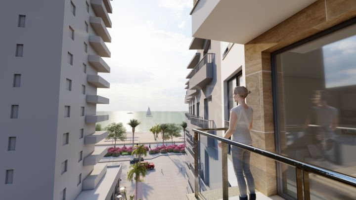 Brand new modern style 2 bedroom apartment for sale in Estepona centre