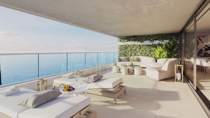Off plan luxury apartment for sale in Picasso Towers, Malaga