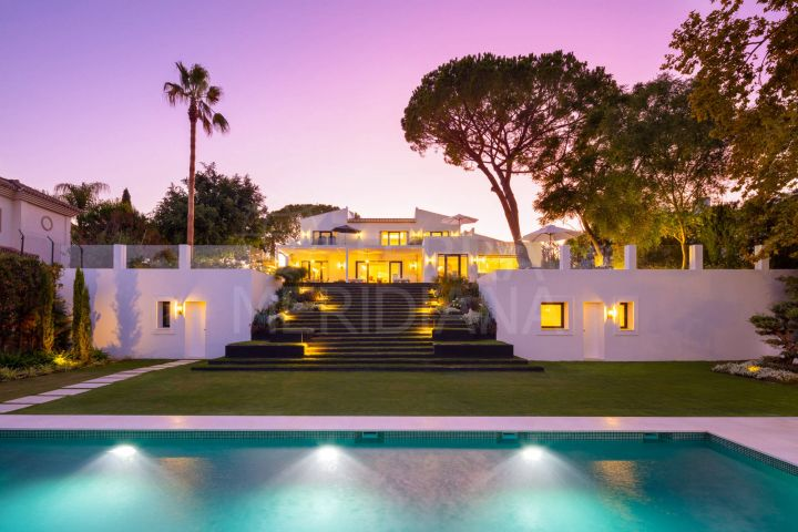 Exceptional refurbished villa for sale in Nueva Andalucia, Marbella