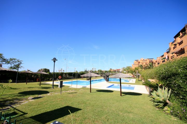 Beautiful 3 Bedroom front line beach apartment for sale in Estepona