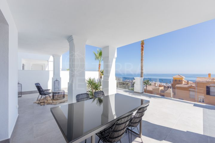 Duplex apartment for sale in Blue Suites, Manilva, Estepona