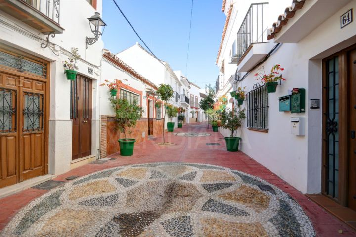Residential plot for sale in Estepona Old Town