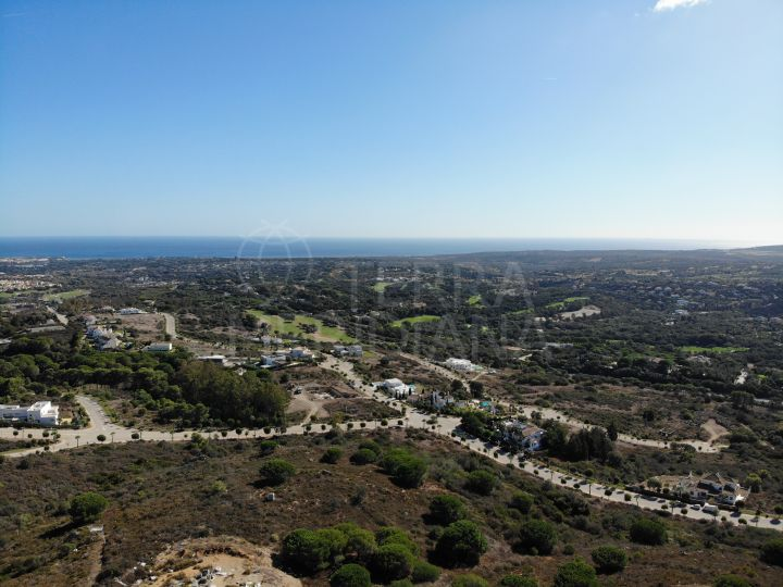 Plot with project for sale in La Reserva de Sotogrande, with sea views