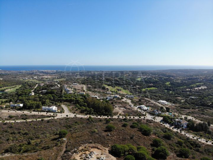 Plot with project for sale in La Reserva, Sotogrande