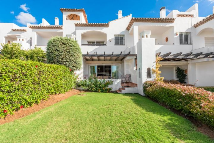 Large townhouse for sale in Last Green, Nueva Andalucia, Marbella