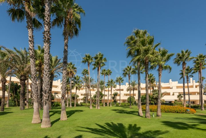 Penthouse with sea views for sale in Apartamentos Playa, Sotogrande
