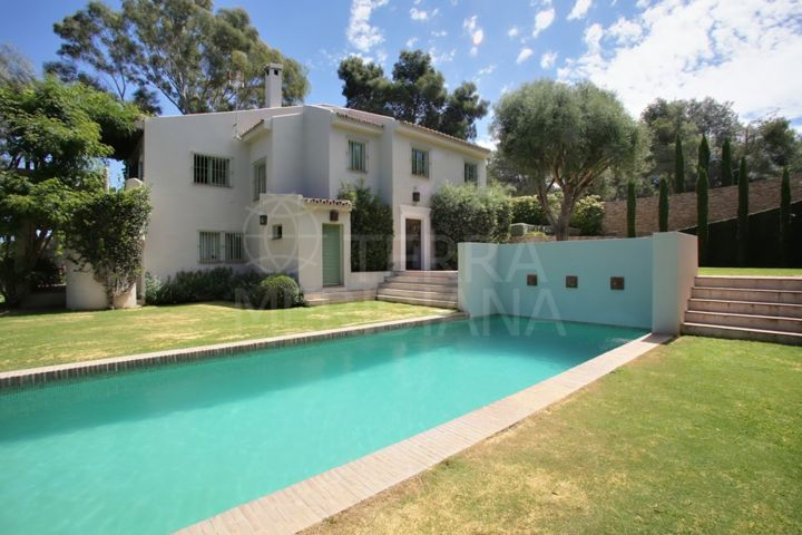 Exceptional villa for sale in Sotogrande Costa Central, Sotogrande