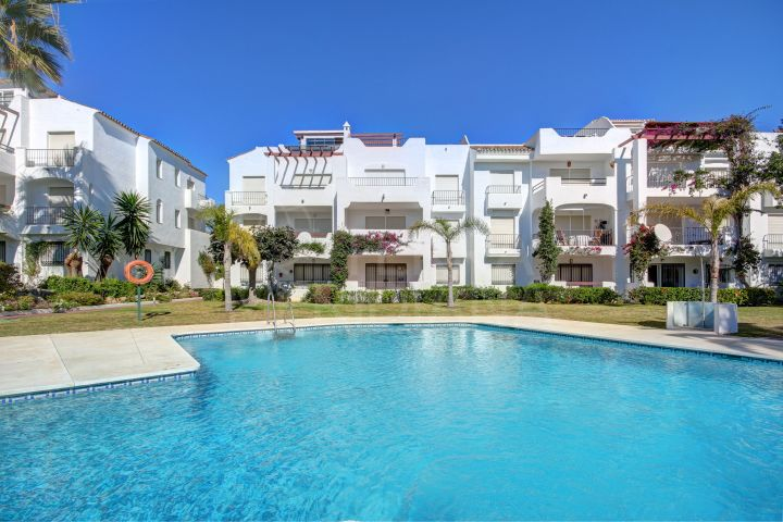 3 Bedroom ground floor apartment for sale in Sun Beach, New Golden Mile Estepona