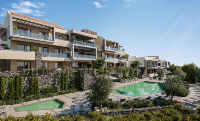 Penthouse Apartment for sale in Real de la Quinta, Benahavis