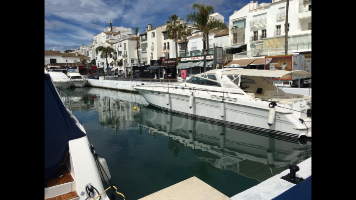 Mooring for sale and for rent in Puerto Banus