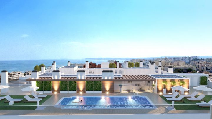 New 2 Bedroom Apartment for sale in Kairos Estepona
