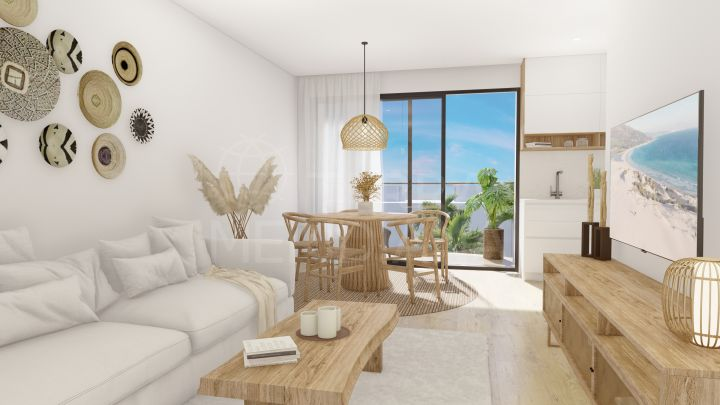 Off plan two bedroom apartment for sale in Ventura Estepona, old town of Estepona