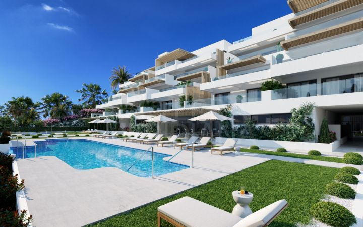 Contemporary style 3 bedroom apartment for sale in Alexia Life Phase 2, Estepona