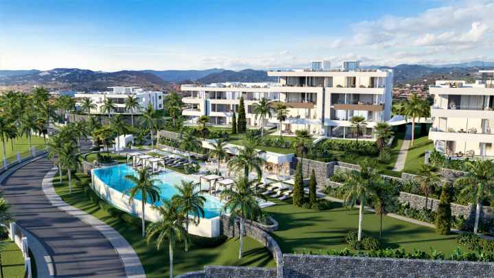 Soul Marbella, A deluxe development boasting 5-star resort facilities in Soul Marbella , Santa Clara, Marbella East