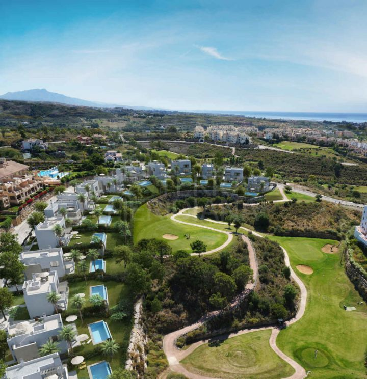 Vistas de La Resina, A modern development of just 15 luxury villas in Vistas de La Resina, La Resina Golf, Estepona