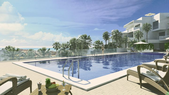 IkasaScenic , Luxurious new development of apartments and penthouses located very near to Estepona´s marina with good sea views