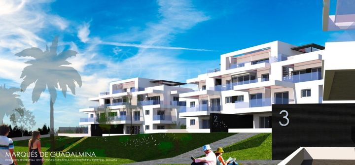 Marques de Guadalmina, New luxury apartments with excellent facilities located in Guadalmina Alta, Atalaya Golf, Estepona