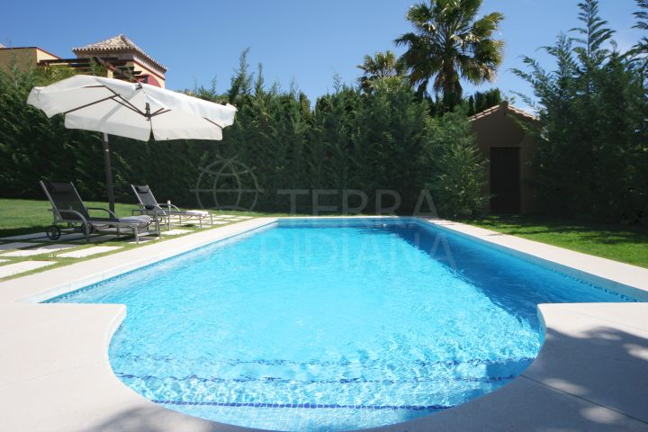 Luxury villa in exclusive gated community, Alzambra, Puerto Banus