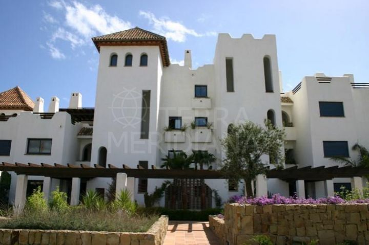 South facing1st floor apartment for sale in El Polo, Sotogrande