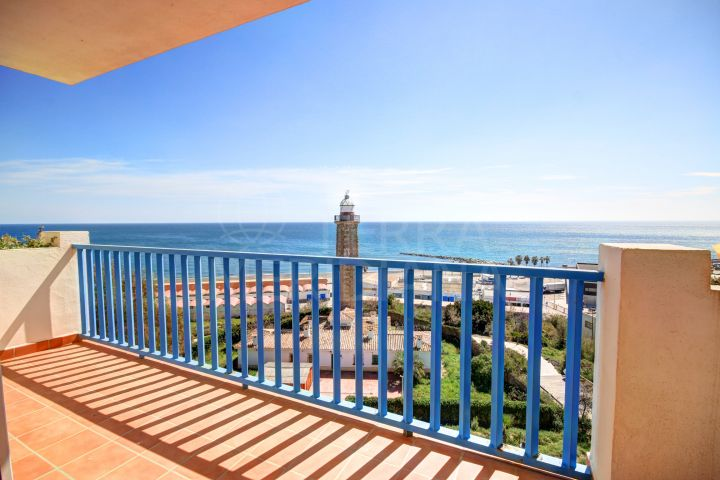 Apartment for sale, with spectacular views of the Marina and the Mediterranean Sea, Estepona Port