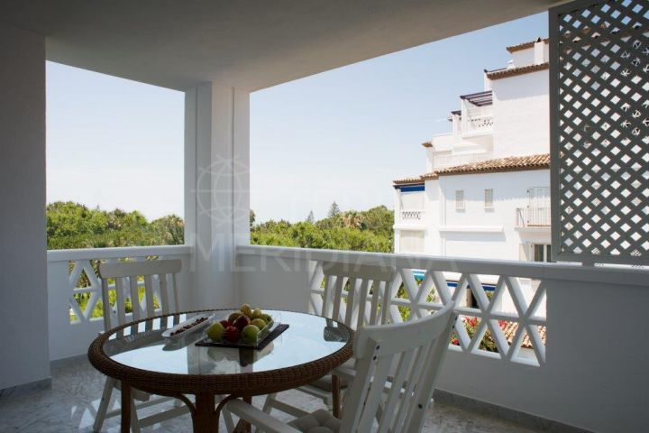 Immaculate apartment for sale in Playas del Duque, Puerto Banus