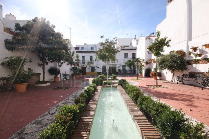 Plot for sale in Estepona old town close to the beach and Plaza Ortiz