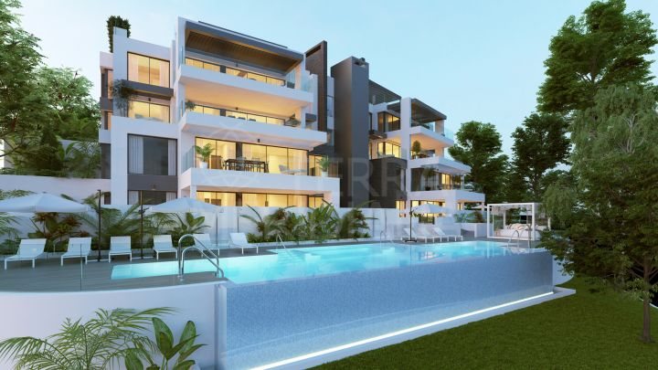 2 units left!! Off plan apartment for sale in Aqualina Collection, Benahavis