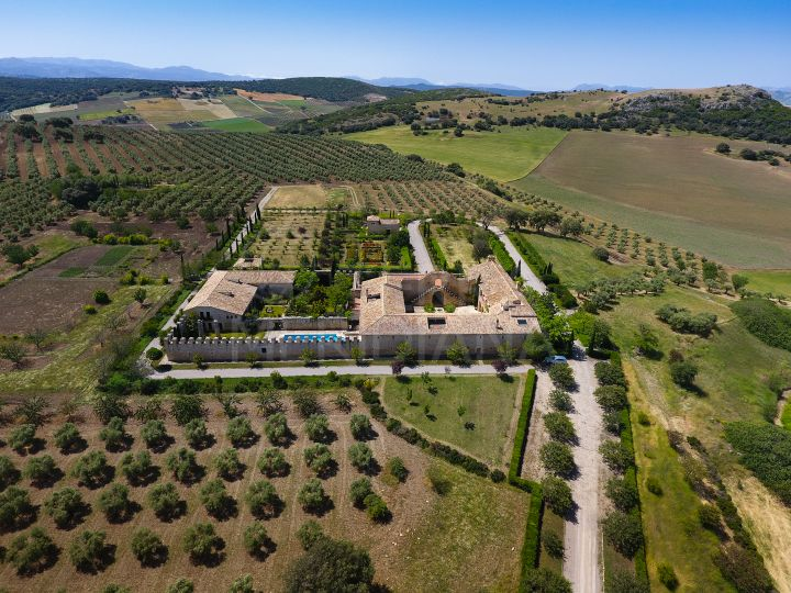 Magnificent historic estate for sale in Ronda, Málaga