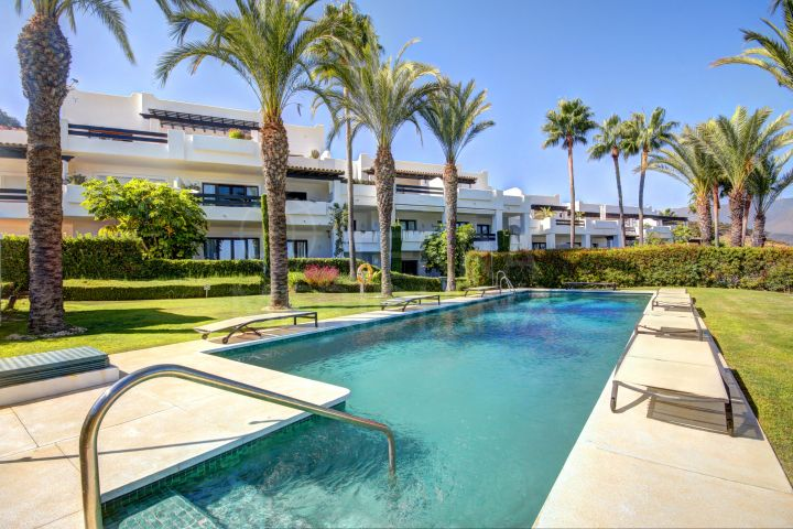 Beautiful two bedroom apartment for sale in Altos de Cortesin, Casares