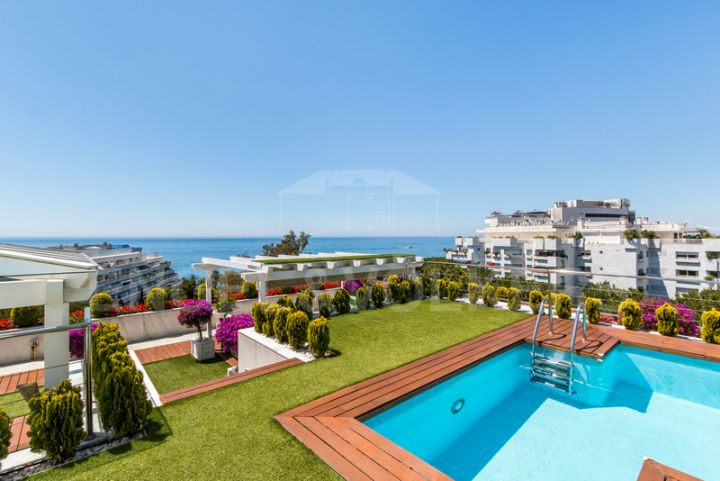 Penthouse in Beach Side Golden Mile, Marbella Golden Mile