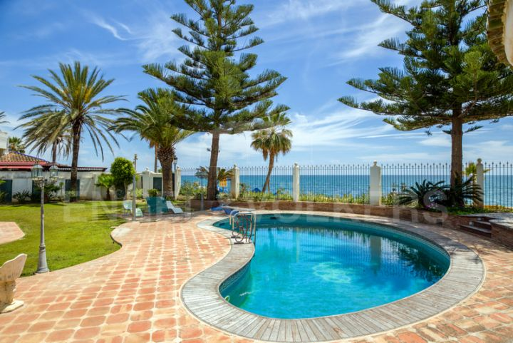 Plot in Beach Side Golden Mile, Marbella Golden Mile