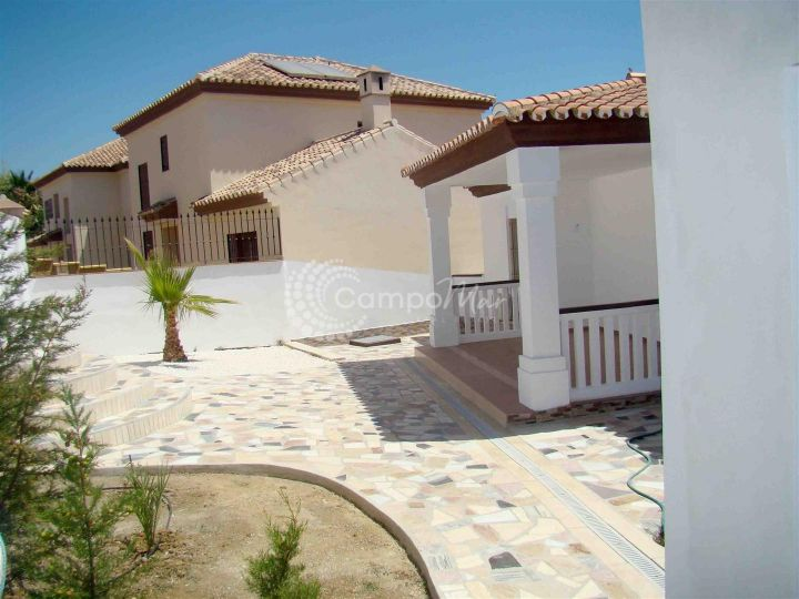 Estepona, VILLA SITUATED ON THE GOLF COURSE
