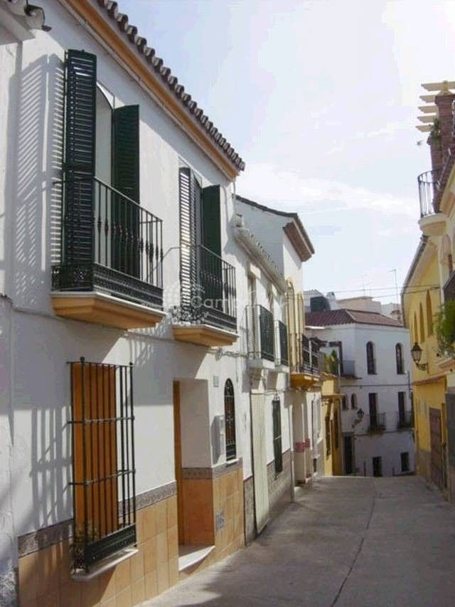 Estepona, FANTASTIC TRADITIONAL VILLAGE HOUSE