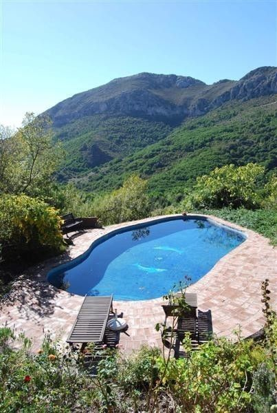 Casares, VILLA WITH AMAZING VIEWS OVER GIBRALTAR AND AFRICA