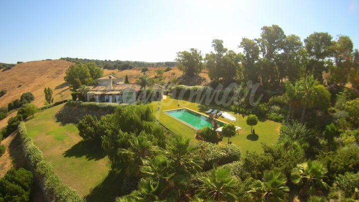 Sotogrande, Magnificent country home for sale very close to Sotogrande, nearest village San Martin de Tesorillio