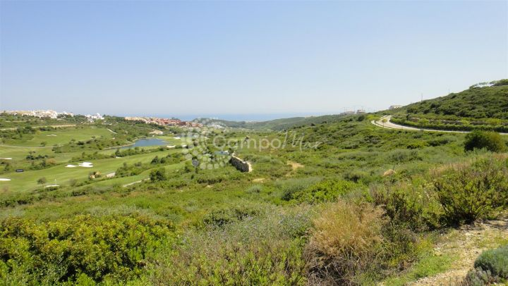 Casares, PLOT FOR SALE IN THE PRESTIGIOUS FINCA CORTESIN