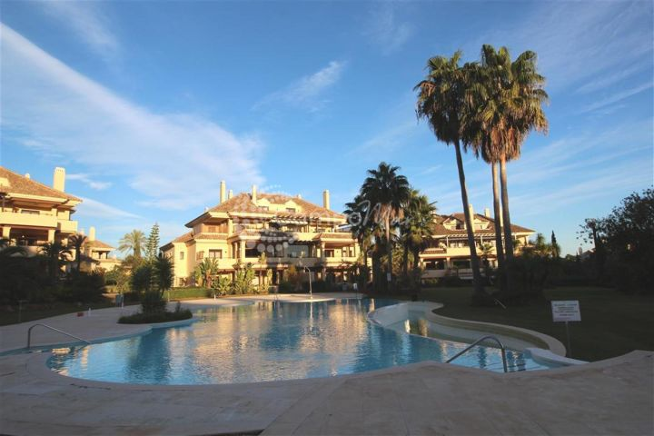 Sotogrande, Spacious ground floor apartment in the exclusive Valgrande development, Sotogrande