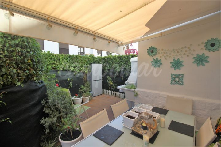 Estepona, Fantastic ground floor corner apartment in Golf Hills, Selwo