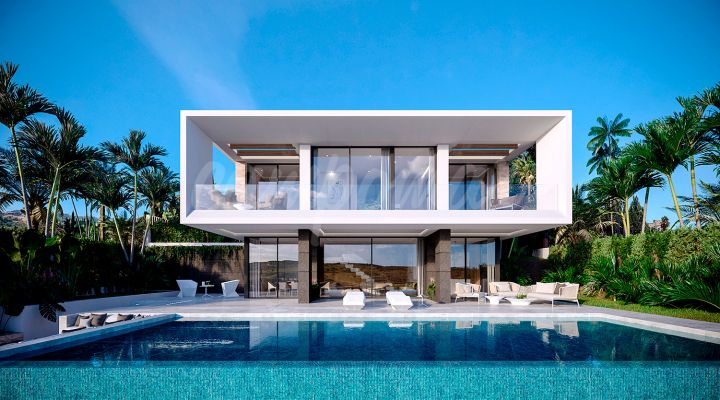 Estepona, New villas available in Valle Romano Golf, Estepona