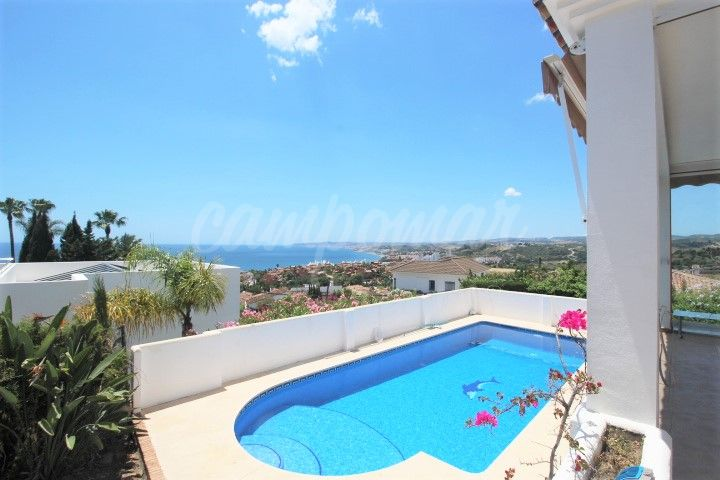 Estepona, Villa for sale in Seghers, Estepona