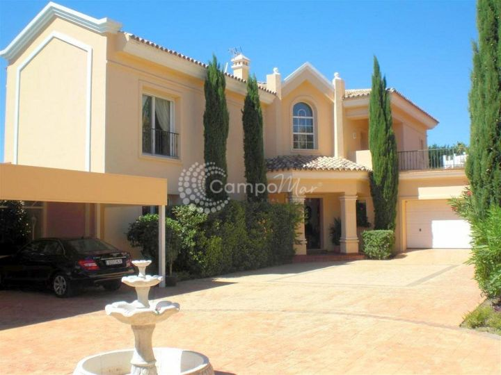 Benahavis, SEA VIEW VILLA FOR SALE