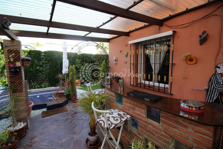 Estepona, GROUND FLOOR APARTMENT FOR SALE