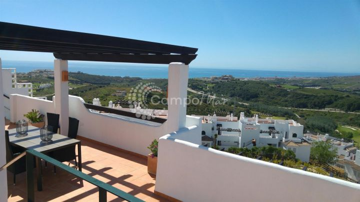 Casares, NEW APARTMENTS IN GOLF COURSE