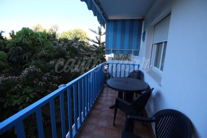 Estepona, Two bedroom apartment in El Faro, Estepona Port