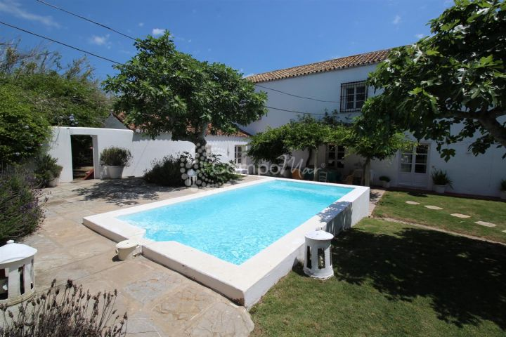 Sotogrande, Unique and charming country home close to the beach in Sotogrande
