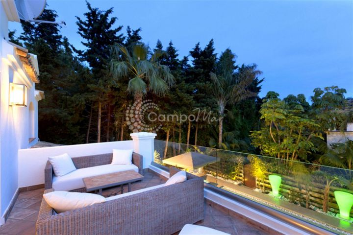 Marbella Golden Mile, BEACH SIDE VILLA IN MARBELLA