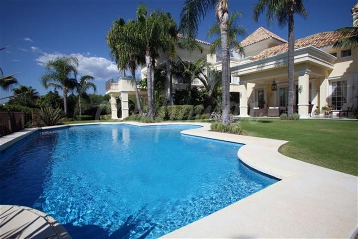 Marbella Golden Mile, LUXURY VILLA IN SIERRA BLANCA