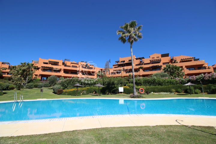 Estepona, Great quality apartment with large terrace for sale in popular Estepona location