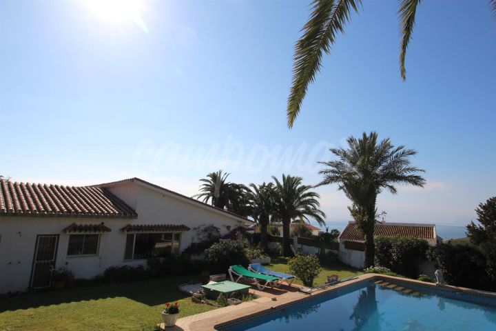 Sotogrande, Villa now reduced on one level in San Diego, Sotogrande