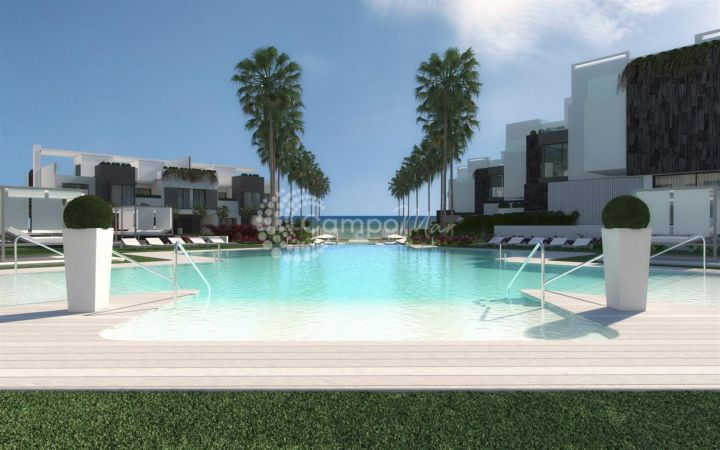 Estepona, Exclusive beach front development